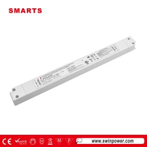 12v 100w slim type triac dimmable led driver