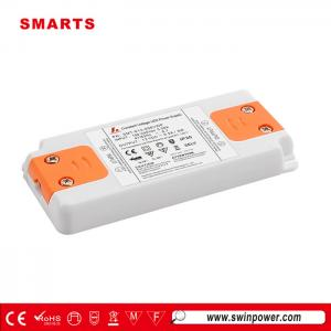 ce listed led power supply with plastic case