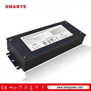 UL listed triac dimmable led driver with junction box