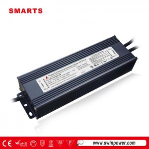 200W push dimming led driver