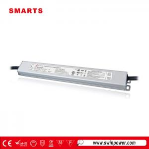 slim size 0-10v dimmable led transformer