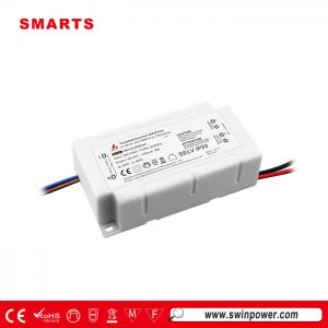8w 0-10v Dimmable constant current  LED Driver