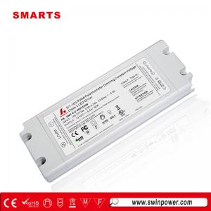 UL listed 277vac 12v 60w 0-10v dimmable led power supply