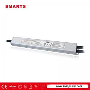 pwm/0-10v dimmable led driver slim type