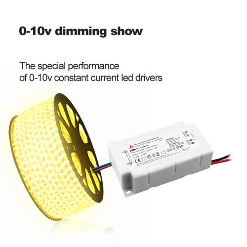 0-10v dimming show -- The recommendation of PWM constant current led drivers